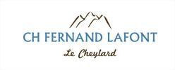 logo du CH de Le Cheylard