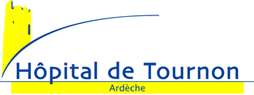 logo du CH de Tournon