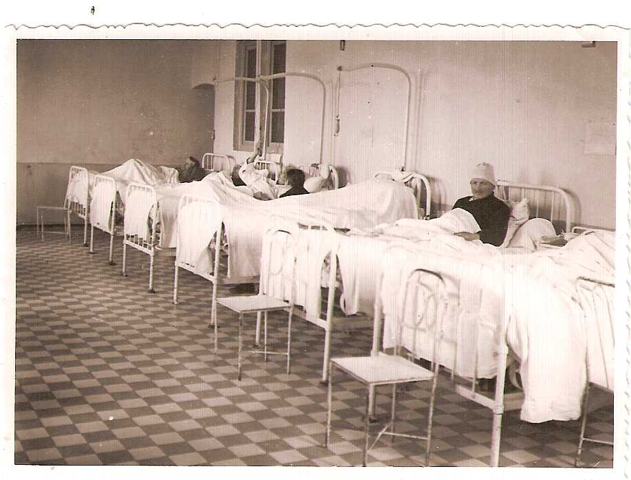 Dortoirs du service hospice Hommes